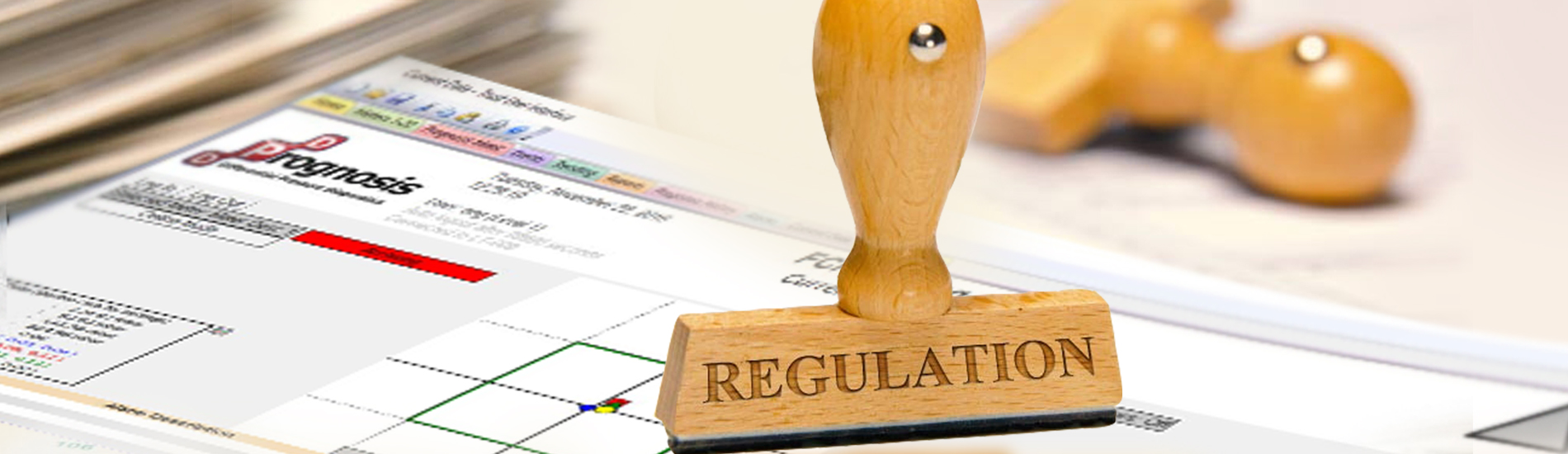 Regulatory Acceptance Banner