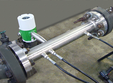Single Phase CoVor meter