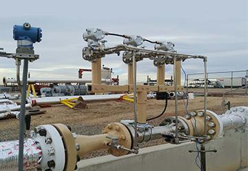 Wet Gas DP Meter